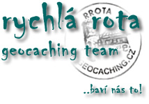 Geocaching Team Rychl� rota